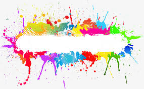 color inkjet shading paint color ink jet png and vector for