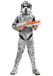 arf trooper boys costume child star wars clone wars costumes