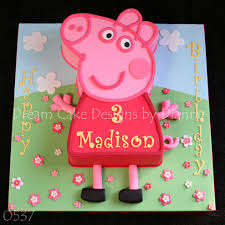 peppa pig birthday cakes a pig beginning with p with birthday cake ideas peppa pig