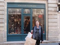 shop till you drop paris poe communications