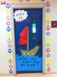 nautical pirate themed classroom trafty trena u0027s craft tutorials