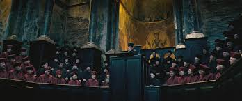 courtroom ten harry potter wiki fandom powered by wikia disciplinary hearing of harry potter in 1995