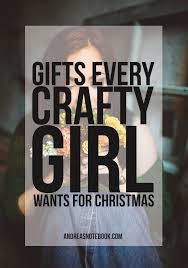 gifts every crafty wants