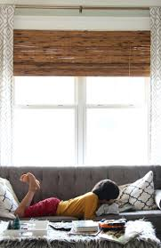 Bamboo Curtains For Windows Window Blinds Window Blinds Bamboo Curtains Buy Lowes Window