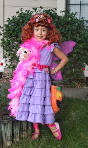 Fancy Nancy Halloween Costume Halloween Book Talk