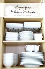 Organizing Kitchen Cabinets Ideas Organising Kitchen Cabinets Unique Organising Kitchen Cabinets