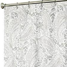 Cloth Shower Curtains Best 25 Fabric Shower Curtains Ideas On Pinterest Shower