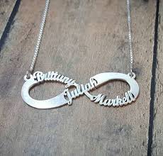 3 name necklace 329 best name necklaces images on name necklace bar
