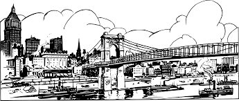 8 images of boston skyline coloring page city skyline coloring
