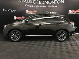 lexus rx 350 for sale 2015 used 2015 lexus rx 350 4 door sport utility in edmonton ab l13152b