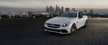 slc roadster mercedes benz
