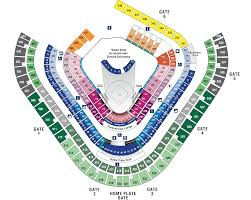 Mlb Map Guide To Angel Stadium Of Anaheim Cbs Los Angeles