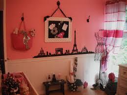 Paris Bedroom For Girls Parisian Home Decor Designs Ideas