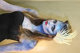 best halloween costume ideas and review of make up for ever lash