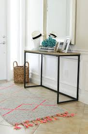 danielle u0027s at home style practical stylish living with west elm