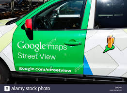 Google Maps In Usa With Street View by Google Street View Car Stock Photos U0026 Google Street View Car Stock