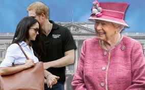 meghan harry and the queen of england all had tea u2014 what that
