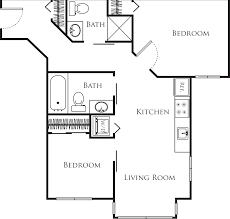 Micro Floor Plans by Moda Apartments In Belltown 2312 3rd Ave Equityapartments Com