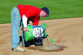 how to remove puddles and wet areas turface athletics