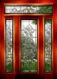 all glass front door entry door wood glass entry door wholesale entry door front