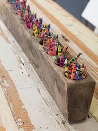 Kids Toy Room Storage by Best 25 Crayon Storage Ideas On Pinterest Kids Storage Toy