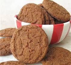 a holiday classic gingersnaps flourish king arthur flour