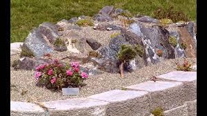 beautiful small rock garden designs youtube