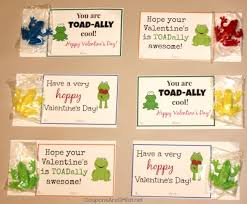 cool valentines cards frog cards diy printable cards