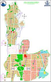 Islamabad Map Naval Anchorage