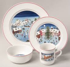 Villeroy And Boch Christmas Table Decoration by Naif Christmas By Villeroy U0026 Boch China At Replacements Ltd
