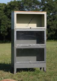 Steel Barrister Bookcase Salvage77 Com