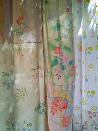 Shabby Chic Floral Curtains by Boho Curtains Drapes Panels Hippie Hippy Room Bohemian Shabby Chic