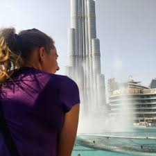 dubai best friend thanksgiving and malls wandering feathers