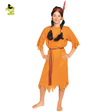 Halloween Indian Costumes Cheap Tribal Halloween Costume Aliexpress