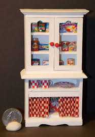 dollhouse kitchen cabinets kitchen 1 inch scale 1 12 dolly u0027s gallery