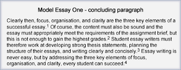 collection of solutions example of a conclusion for an essay with