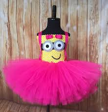 Minion Tutu Dress Etsy 75 Minions Tutus Images Minion Tutu Carnivals