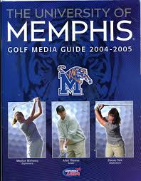 thanksgiving 2004 date 2004 2005 memphis golf media guide by university of memphis