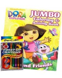 black friday sales dora explorer coloring book