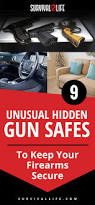 Gun Cabinet Heater 9 Unusual Hidden Gun Safes To Keep Your Firearms Secure Survival