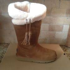 s ugg australia plumdale boots ugg w plumdale boots chestnut size 8m ebay