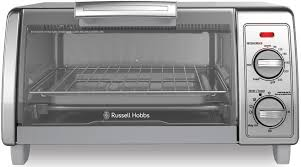 Russell Hobbs Toasters Russell Hobbs Rhtov10 Bake Expert Mini Toaster Oven Appliances