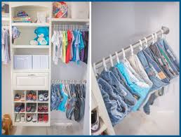 8 organizational tips to get your kid u0027s closet in shape the
