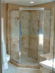 Angled Glass Shower Doors Neo Angle Shower Neo Angle Shower Kit Custom Neo Angle Shower
