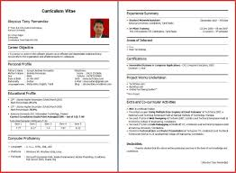 resume format for freshers web templates website templates bakery