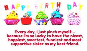 40 cute dear sister happy birthday wishes u0026 greetings picsmine