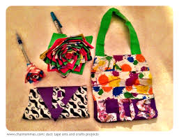 duct tape designs an easy arts and crafts project chai mommas