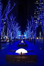 christmas lights cold play christmas saitama japan blue christmas extraordinary coldplay