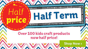 hobbycraft clearance sale plus 5 awesome make your own craft kits