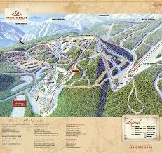 Big Sky Trail Map Trail Map Spanish Peaks Resort